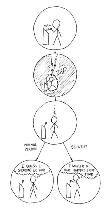 scientist idiots funny - 8002420736