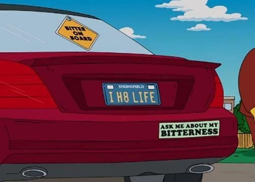vanity plates,cars,cartoons