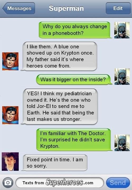 doctor who batman superman - 8002695680
