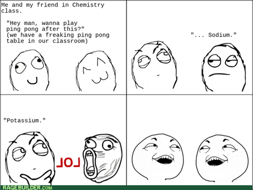 class I see what you did there periodic table lol ping pong - 8002702080