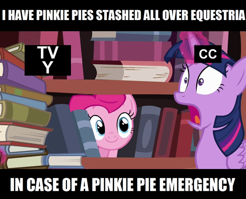 emergency storage pinkie pie twilight sparkle - 8003320320