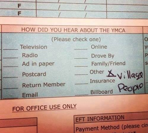 The Village People ymca monday thru friday g rated - 8003485696