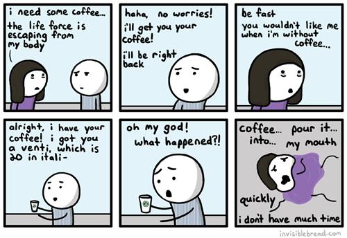 sad but true coffee web comics - 8003717632