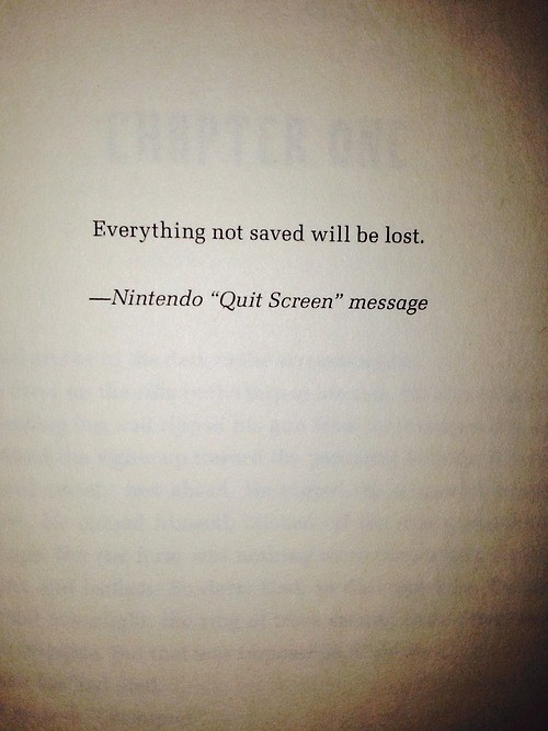 books,nintendo,quotes