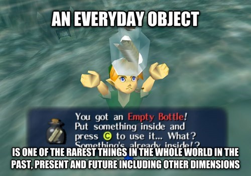 zelda video games logic