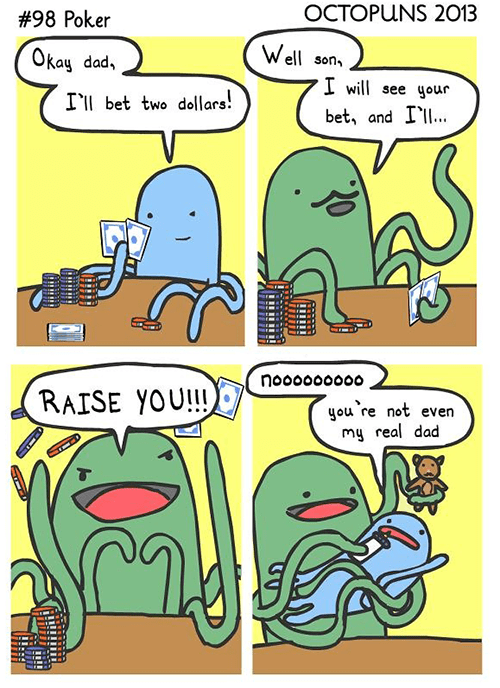 puns,octopus,web comics