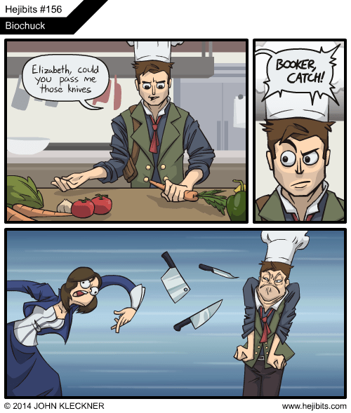 bioshock infinite web comics