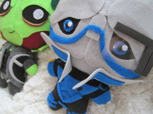 plushies mass effect for sale video games chibi - 8004589568