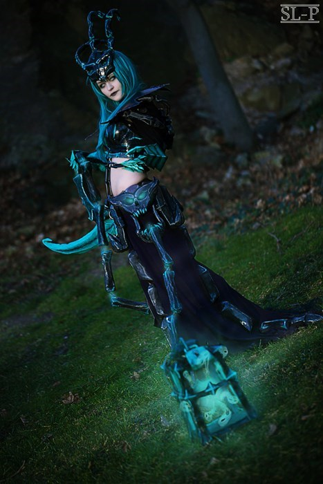 cosplay,league of legends,video games