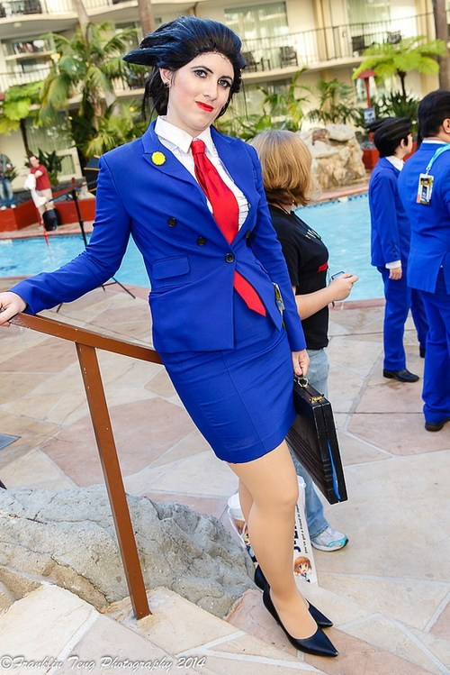 cosplay,phoenix wright,rule 63
