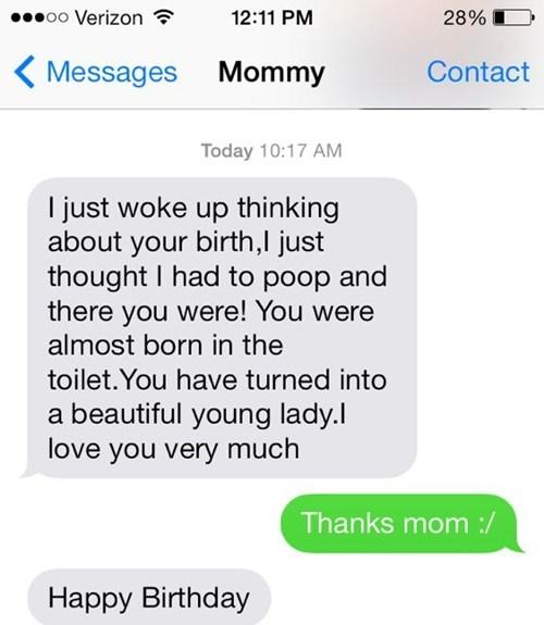 birthdays moms parenting text - 8005513728
