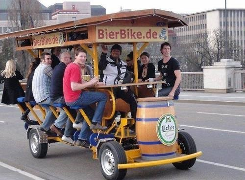 beer bike funny pub after 12 g rated - 8005554432