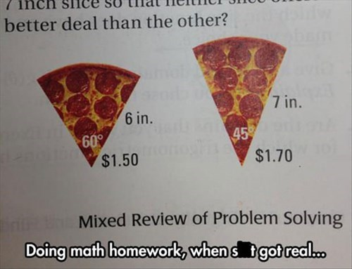 funny,math,pizza,tricky