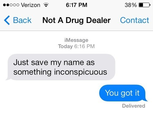 drug dealers texting - 8005617920