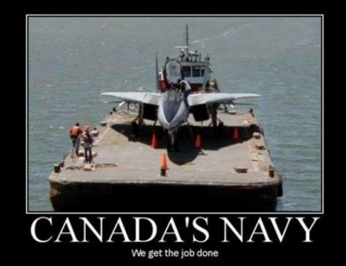 aircraft Canada navy funny plane - 8005635072