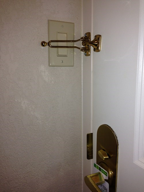 doors,light switches,there I fixed it