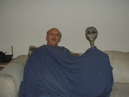 blankets Aliens comfy wtf - 8005858560