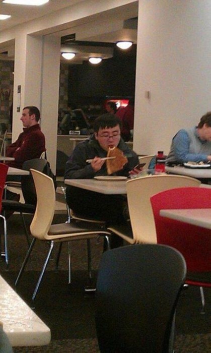 wtf,pizza,chopsticks