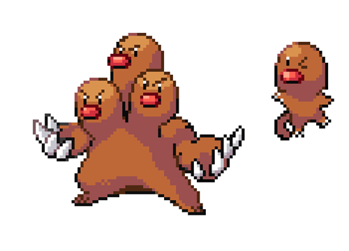 wtf diglett wednesday diglett - 8006257152