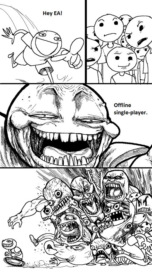 trolling EA Memes - 8006334976