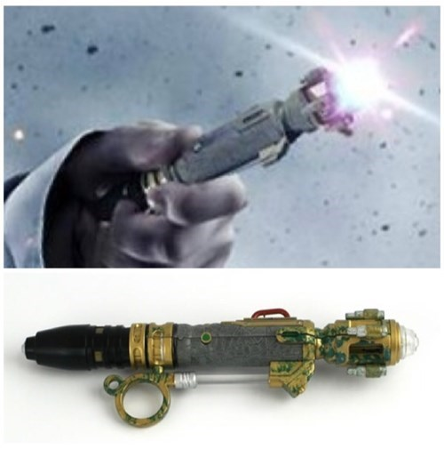 sonic screwdriver 12th Doctor doctor who - 8006367744