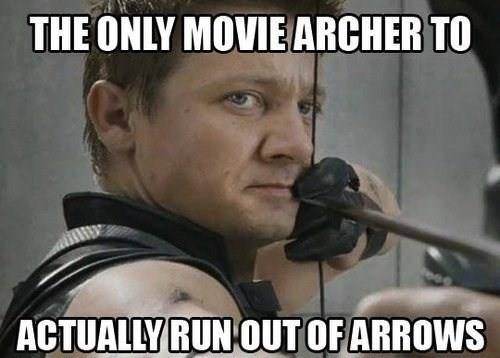 hawkeye arrows archer avengers - 8006516736