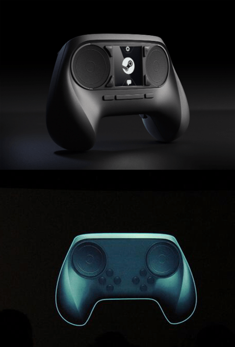 steam steam controller steambox pc gaming controllers Video Game Coverage - 8007214848