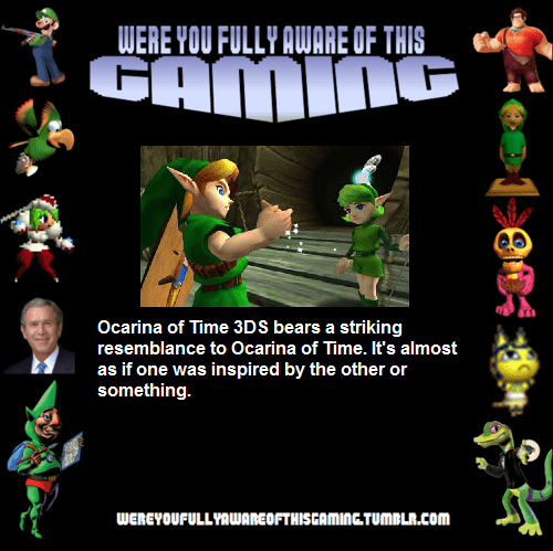 wut were you fully aware gaming parodies zelda - 8007437312
