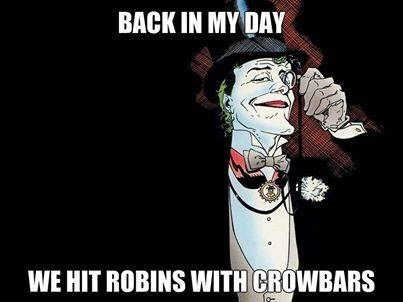 robin the joker off the page classical - 8007452416