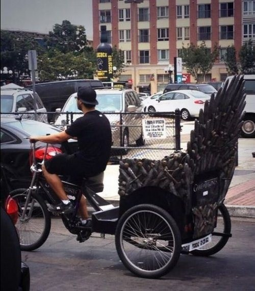 wtf Game of Thrones bikes - 8007615744