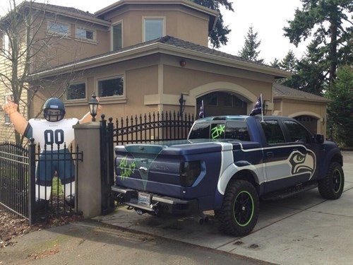 seattle seahawks Twitpic