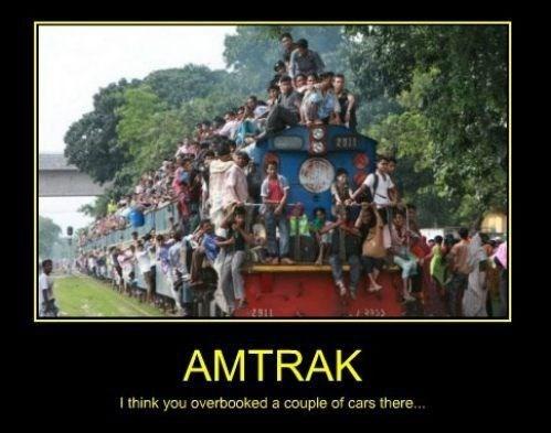 amtrak funny safety trains wtf