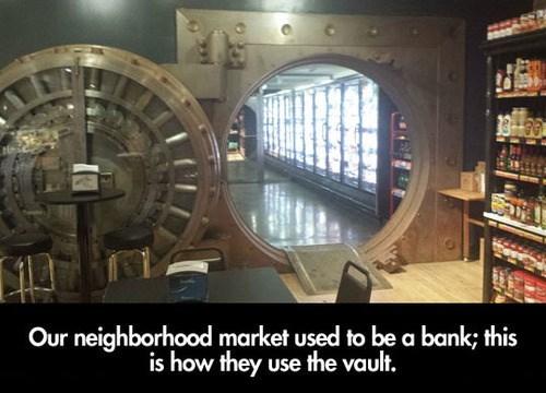 banks market win vaults - 8007848704