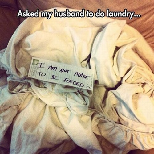 folding husband laundry sheets g rated dating - 8007951616