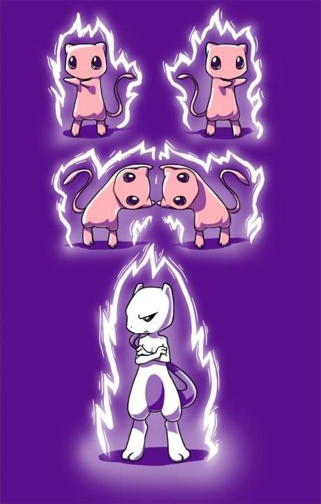 fusion mew mewtwo - 8008290304