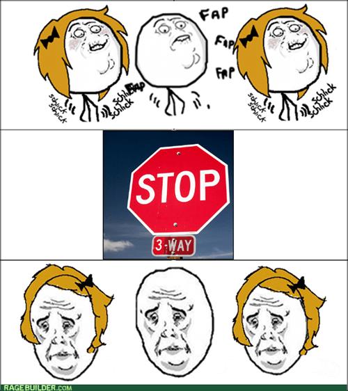 stop sign Okay - 8008345600