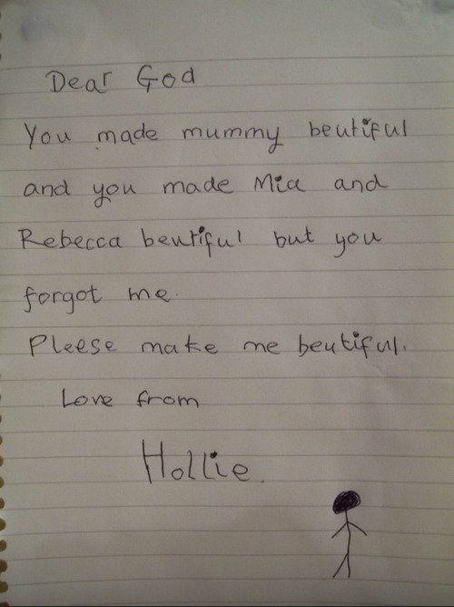 confidence kids letters parenting - 8008975104