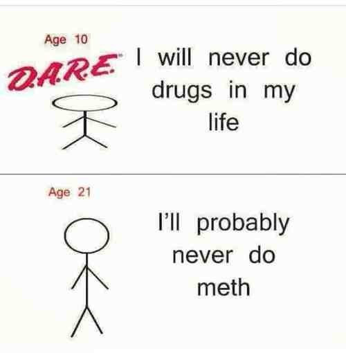 kids,dare,drug stuff,adults,funny