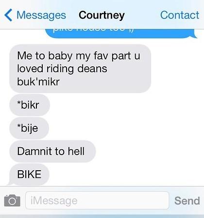 autocorrect,text,bikes