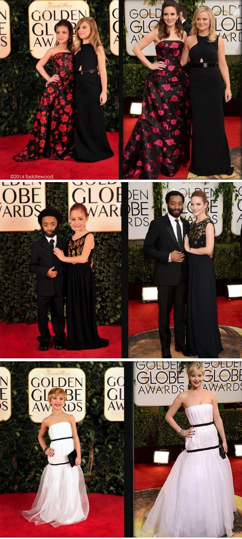 fashion,golden globes,kids,celeb