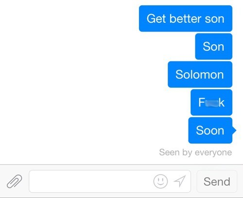 autocorrect text solomon - 8009186560