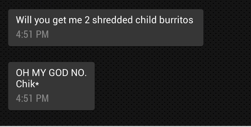 autocorrect text burritos - 8009197312