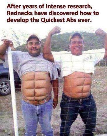 abs rednecks
