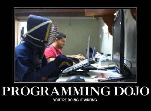 wtf dojo programmer kendo funny - 8009352704