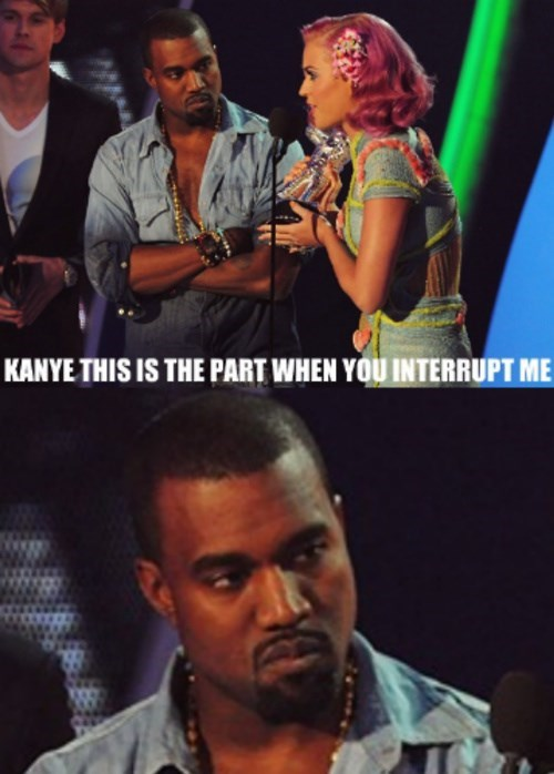 katy perry awards show kanye west - 8009458944