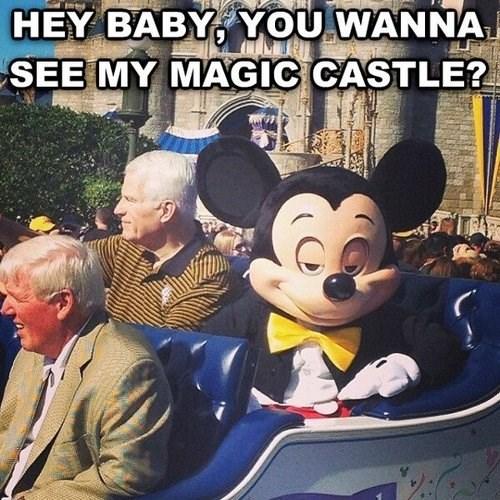 disney mickey mouse magic castle - 8009494528