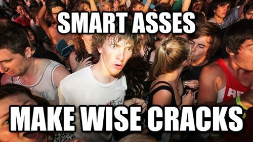 Memes sudden clarity clarence