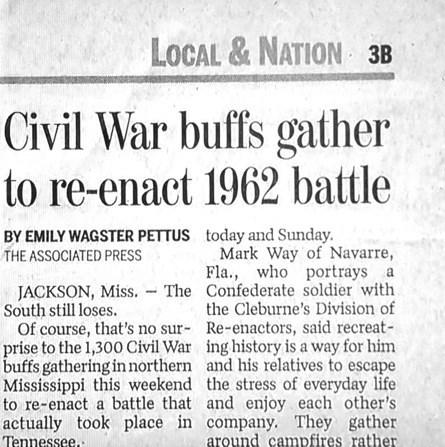 news typo Probably bad News civil war - 8009606400