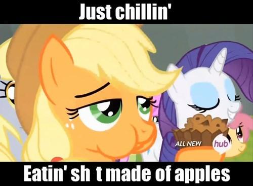 applejack chillin apples - 8012127488