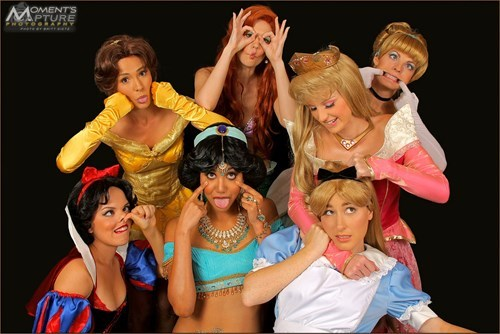 disney,cosplay,disney princesses,cartoons